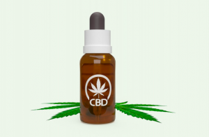 Finished CBD products
